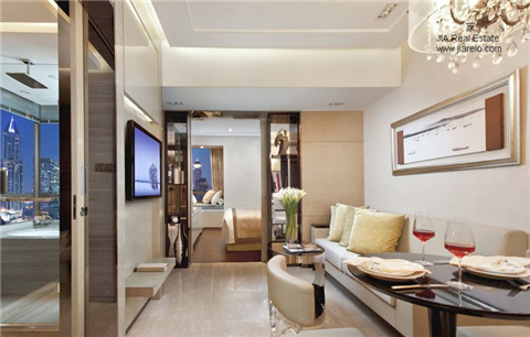 The One Executive Suites 1br Serviced Apt In Jing An Nr W Nanjing Rd L2 Rmb25 000