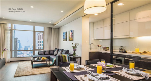 Shanghai Serviced Apartment Shanghai Luxury Serviced Apartment JIA Real Estate